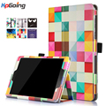 Fashion Print PU Leather Cover Case Folio Stand Protective Shell Cover for Asus Zenpad 3S 10 Z500M Z500 10'' Tablet Cover Bag
