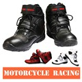 Motorcycle Boots men and women Pro biker SPEED Moto Racing Motocross Motorbike Shoes A005 3 colors size 38/39/40/41/42/43/44/45