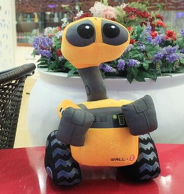 Speciale carino pz cm et robot del fumetto della peluche mano