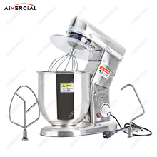 SL-B7/10 Kitchen Stand mixer Electric Plantary Food Mixer Stainless Steel 7 Liters 10 Liters With Dough Hook food mixer philips hr3745 00 hr 3745 electric kitchen planetary with bowl stand household appliances for kitchen
