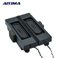 AIYIMA 2 шт. аудио динамик s 6Ohm 11 Вт Магнитный динамик s звуковая колонка пассивная игровая колонка