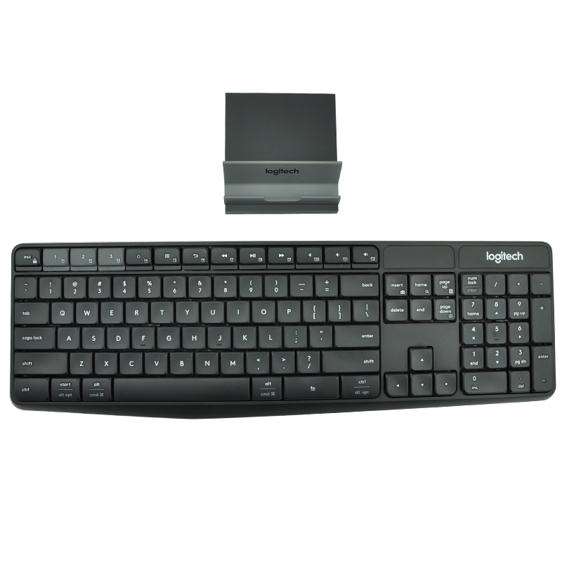 лучшая цена K375s Logitech multi device wireless Bluetooth Keyboard