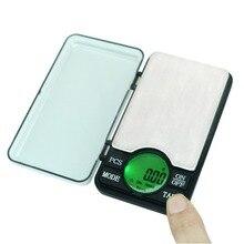 Точность 600 г/0,01 г цифровые карманные весы мини ювелирные изделия Электронные Balanza 0,01 г порошок монета Баланс взвешивания ЖК-дисплей с подсветкой