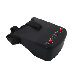 LS-800D 5.8G 5in 40CH FPV Goggles Headset Receiver Monitor with HD DVR Dual Antenna Auto-searching