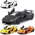 1:36 Масштаб Emulational Сплава Литья Под Давлением Модели Автомобиля Игрушки, Brinquedos Миниатюрный Отступить Автомобили, двери Открывающиеся Игрушки
