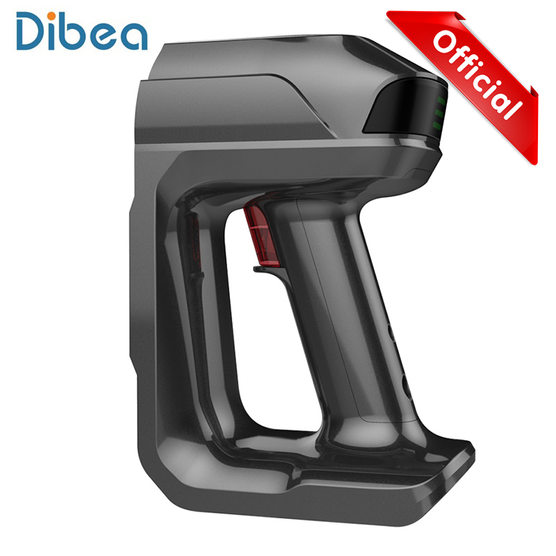 Professional Hand Grip with Battery for Dibea D18 Wireless Vacuum Cleaner(China)