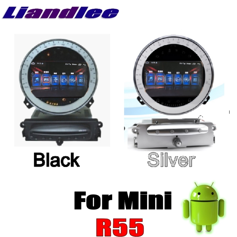 Best Liandlee Car Multimedia No DVD Player NAVI For Mini Clubman R55 2007~2014 Android system Car Radio Stereo GPS Map Navigation 0