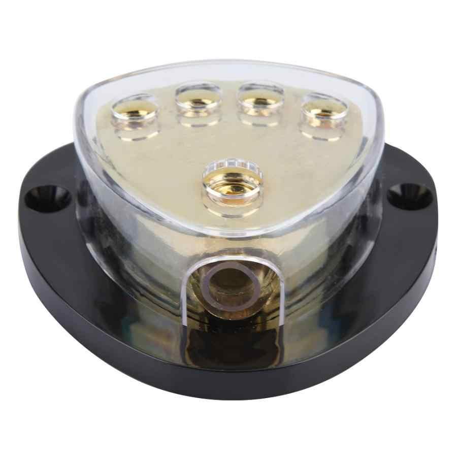 Uniwersalny samochód Auto pojazdy wzmacniacz audio 1 w 4 sposoby na zewnątrz uchwyt bezpiecznika