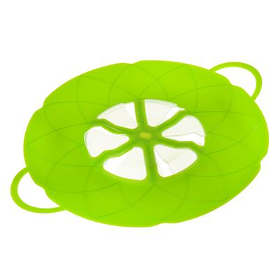 Cooking Tools Pot Cover Silicone Lid Spill Stopper Kitchen Gadgets Cover For Pot 884-251