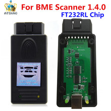 2019Top Selling For Bmw Scanner 1.4 OBDII scanner 1.4 for bmw code reader with obd2 interface 1.4.0 version Auto diagnostic tool