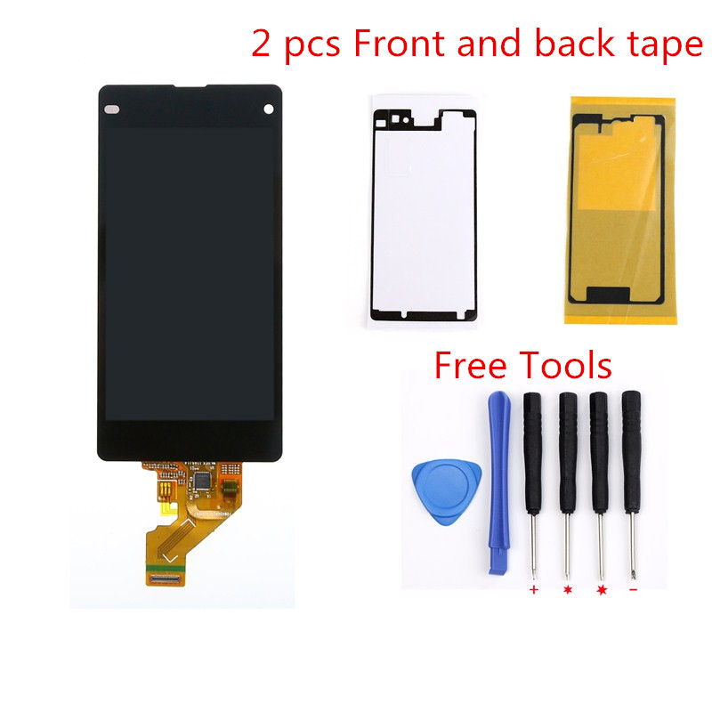 Lovely Good Quality For Sony Xperia Z2a Z2 A Lcd Display With Touch Screen Digitizer Assembly With Frame For Sony Zl2 Xperia Zl 2 Cellphones & Telecommunications Mobile Phone Parts