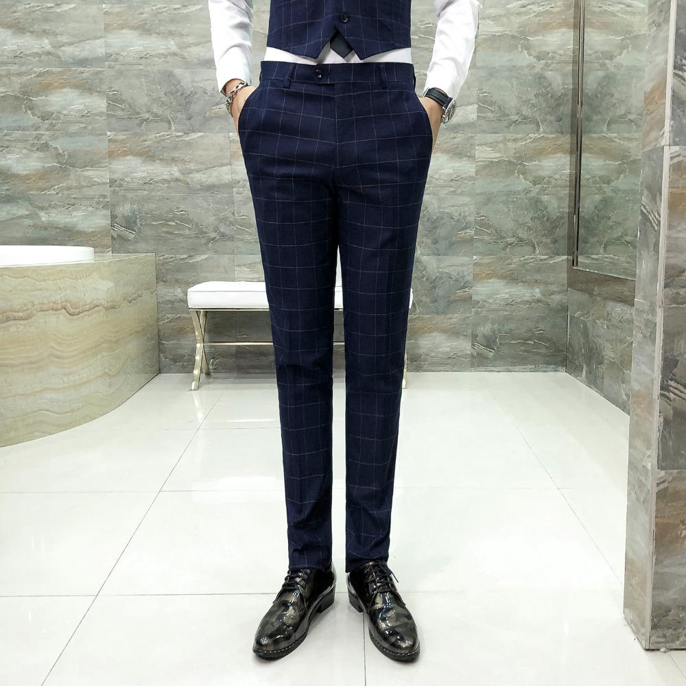 brand-new-dress-pants-men-fashion-2018-autumn-slim-fit-british-style-plaid-mens-casual-pant-hot-sale-business-trousers-men-33-29