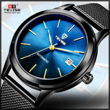 Tevise Mens Watches Top Brand Casual Mec