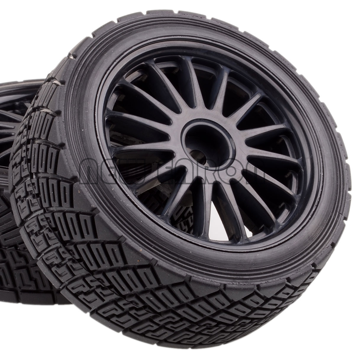 """Image 3 - NEW ENRON RC CAR PART RC 1/10 RC TIRES 4PCS 2.2"""" WHEEL Rim & Tires Tyre Fit 1/10 HPI WR8 Flux Rally 3.0 110697 94177-in Parts & Accessories from Toys & Hobbies"""