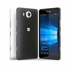 Original New Nokia Microsoft lumia 950 Dual SIM Rm-1118 Mobile Phone 4G LTE 5.2