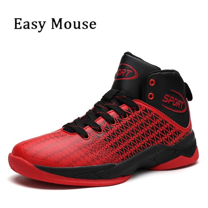 2018 offre spéciale hommes baskets en plein air athlétique Sport chaussures Basket Homme hommes Basket-ball chaussures respirant Zapatillas Hombre Deportiva
