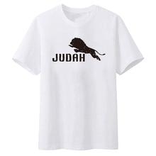 15666ecf zlkoe Summer Short Sleeve O-Neck Tee Shirt Jesus Lion Judah Religious  Gospel Slogan