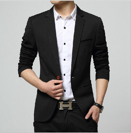 Mens Black Suit Jacket Cheap Promotion-Shop for Promotional Mens