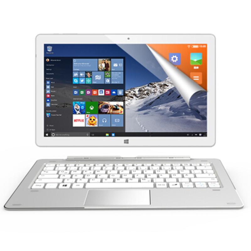 Cube iwork 10 Pro 2 inch 1 Tablet PC Intel Atom X5-Z8350 4GB Ram 64GB Rom 1920*1200 IPS 10.1 inch Windows10+Android 5.1 HDMI