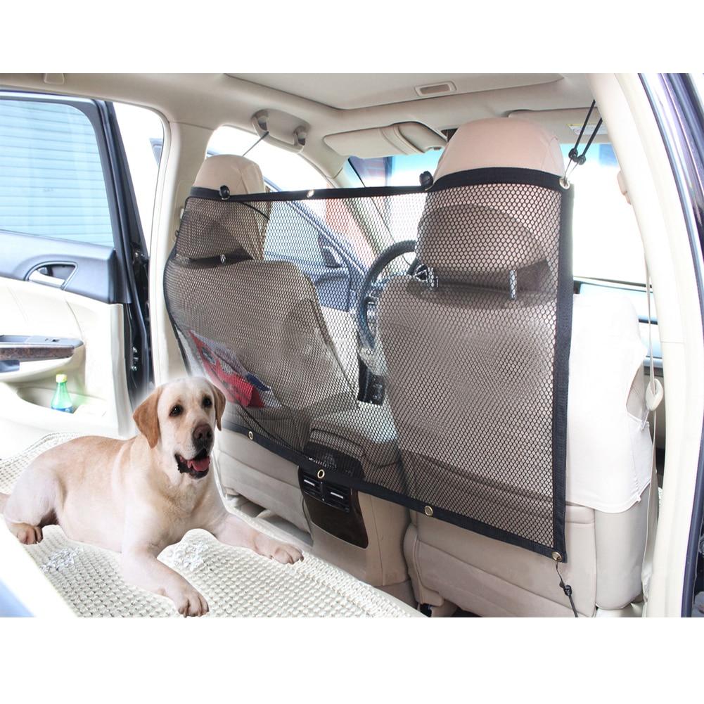 superior car pet fence adjustable install car pet dog safety obstacles pet protection pet travel goods