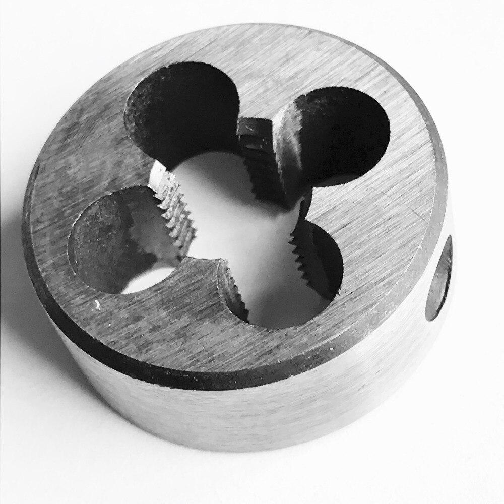 0,5/0,75/1,0/1,25/1,5mm Für Sein Verwendet Mit Gewindeschneider-wrench Für Diy Metallwerkstück Themen Maker 100% Hochwertige Materialien Werkzeuge Kostenloser Versand 1 StÜck Handbuch Sterben M11 Handwerkzeuge