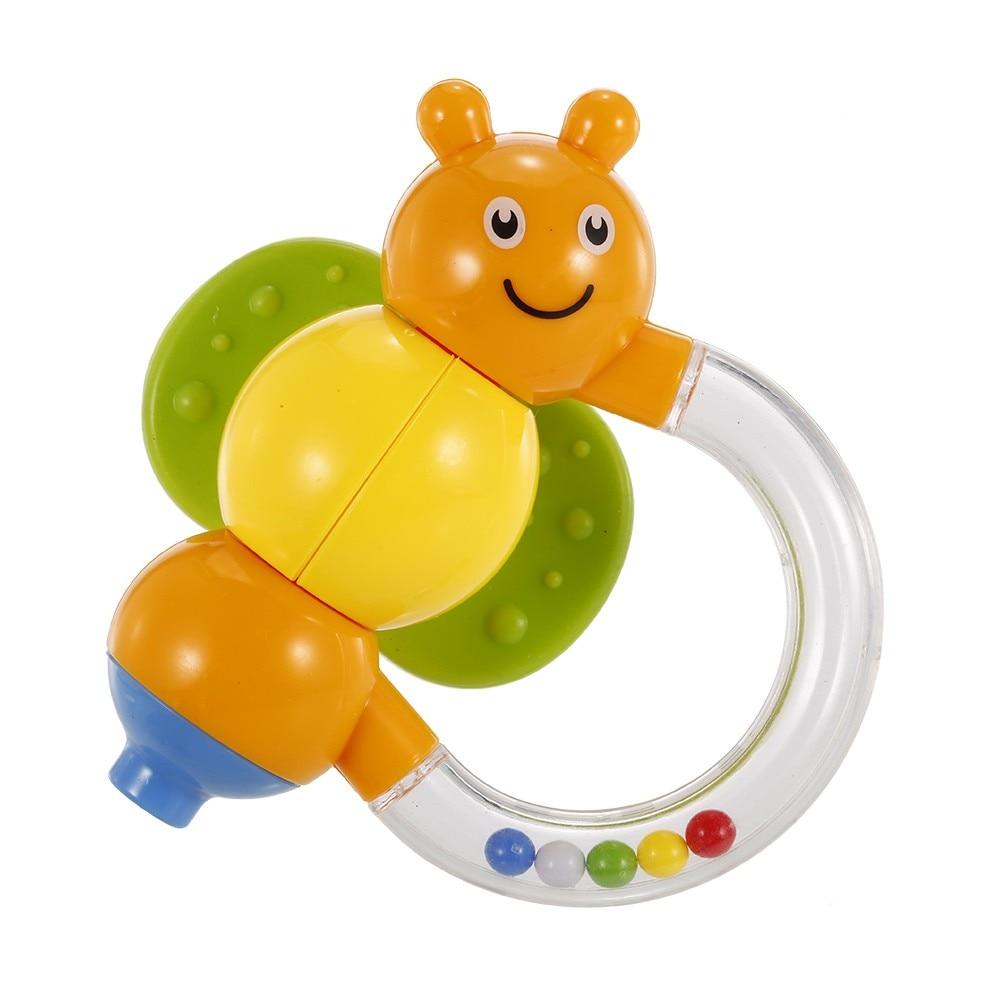 Baby Rammelaars Mobiles Peuter Speelgoed Speelgoed Educatief Gift G23 Baby Hand Rammelaars Bed Bel Speelgoed Kids Gelukkig Buddy Pasgeborenen Gift