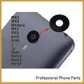 Оригинальный Камеры Стекло Для MEIZU MX4 MX5 Pro6 М2 мини M3s Камеры Стеклянный Объектив Корпус Запасные Части, бесплатная Доставка