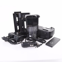 DSTE MB-D17 Battery Grip with Remote Control and EN-EL18A Battery for Nikon D500 DSLR Camera