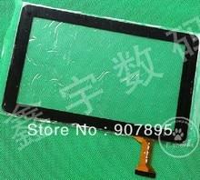 H-CTP090-001A 9 pulgadas de pantalla táctil capacitiva panel digitalizador para Allwinner A13 T90 tablet pc H-090-001-B Fpc