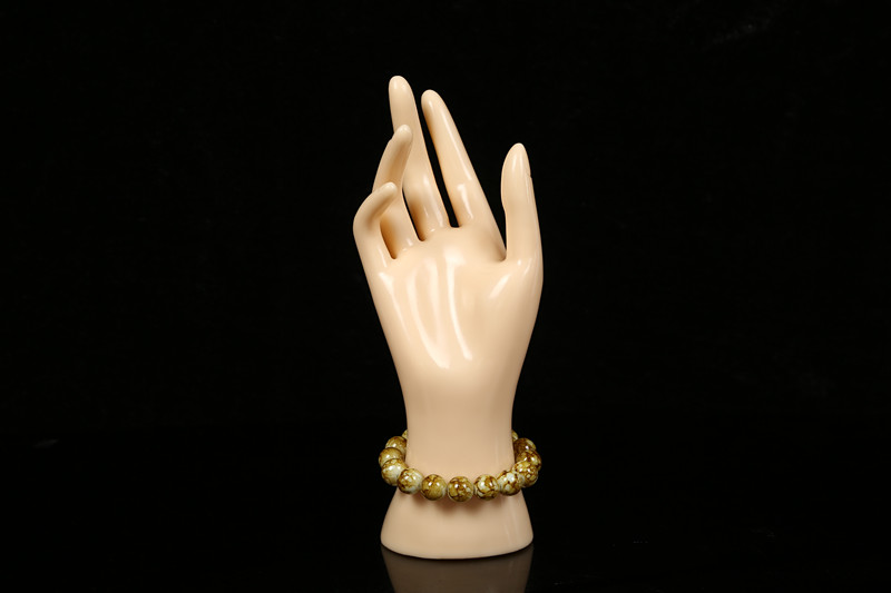 Female Mannequin Hand Arm Display Base Women Gloves Jewelry Model Right