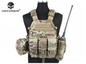 Image 2 - EMERSONเกียร์LBT6094Aสไตล์เสื้อกั๊กกระเป๋าAirsoft Painballกองทัพทหารเกียร์EM7440F AOR2