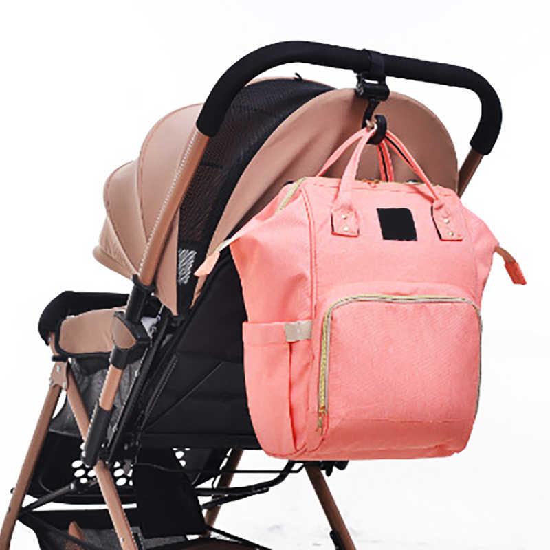 2 pcs/ไม้แขวนเสื้อเด็กเด็กกระเป๋ารถเข็นเด็กตะขอรถเข็นเด็กหมุน 360 องศารถเด็กที่นั่งอุปกรณ์เสริมรถเข็นเด็ก organizer