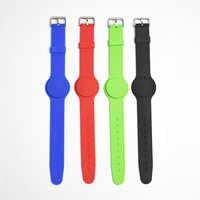 10 stücke 125Khz RFID EM4305 t5577 Wasserdicht Nähe Wiederbeschreibbare Smart Einstellbar Armband Armband ID Karte