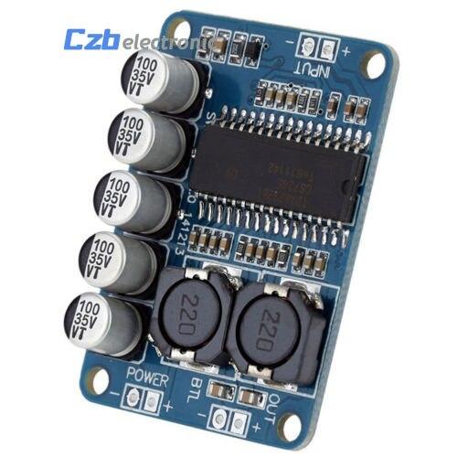 Low power tda8932 35w digital amplifier board module mono power in low power tda8932 35w digital amplifier board module mono power altavistaventures Image collections