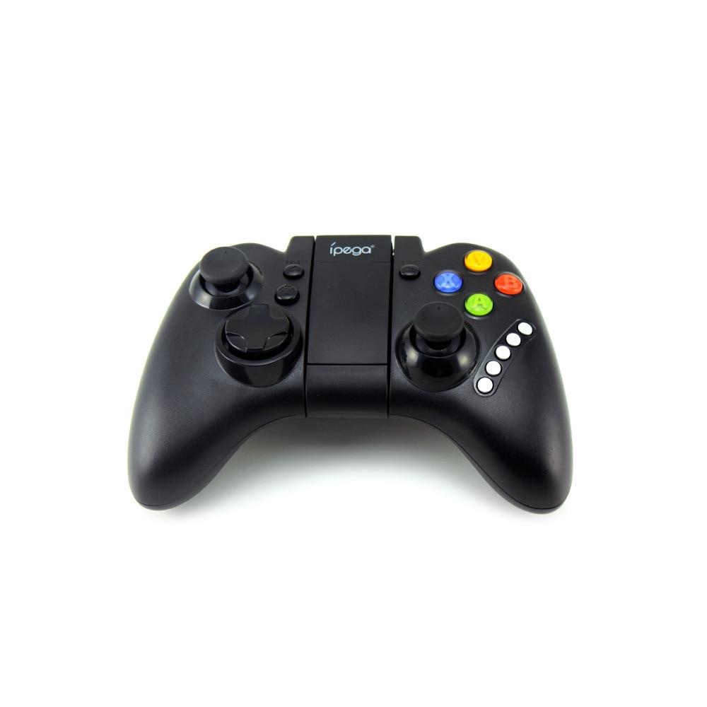 Nouveau contrôleur de Pad de jeu multimédia Joystick sans fil Bluetooth 3.0 pour jeux pour Android iOS PC (manette PG-9021)