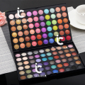 120Colors Smoky Eyeshadow Makeup Cosmetic Shimmer Matte Eye Shadow Palette Nude