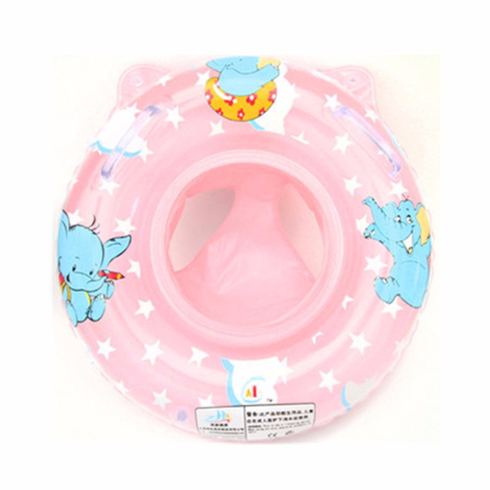 Baby Swimming Pool Accessories Baby Neck Float Ring Inflatable Kids Neck Float Safety