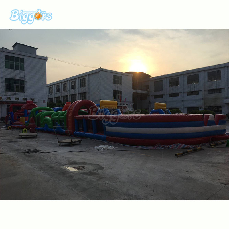 Inflatable obstacle course (4)