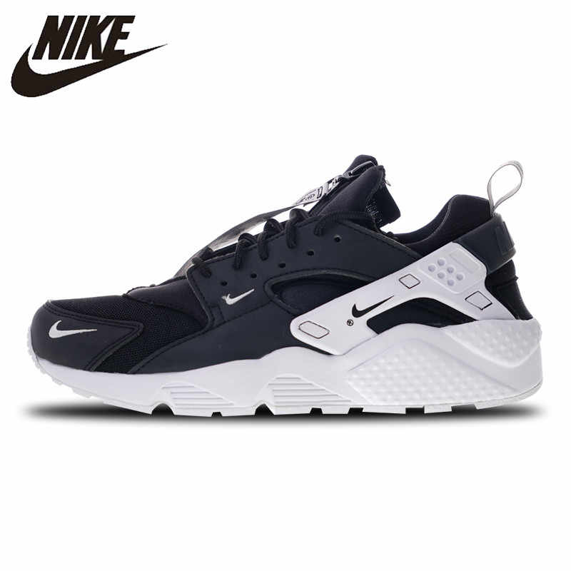 178eeaa39c34 NIKE AIR HUARACHE RUN ZIP QS Running Shoes Sneakers Sports for Men  BQ6164-001 40