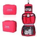 Большая емкость новый дизайн лучшие продажи складной косметический мешок для девочек коллекции путешествий