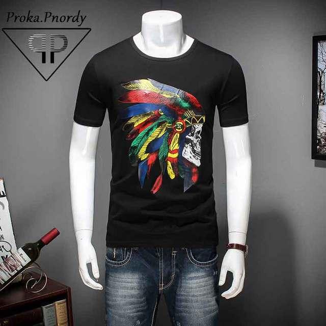 Pnordy Indiani Marchio Di Proka Maschile Abbigliamento Moda rBdxeCoW