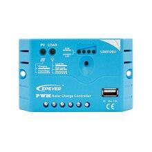 1 шт. x 5A LS0512EU EP EPEVER PWM LandStar комплект солнечной системы контроллер регуляторы с 5 в USB