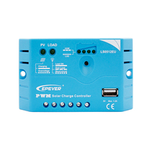 1pc x 5A LS0512EU EP EPEVER PWM LandStar Solar system Kit Controller Regulators With 5V USB