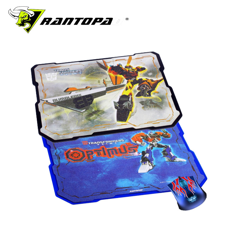 RANTOPAD High Quality GTR Game Custom Version 280X220X3MM Acrylic Hard Hard-wearing Hard Surface Professional Mouse Pad for CSGO