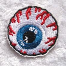 5*5 CM Badge Mắt