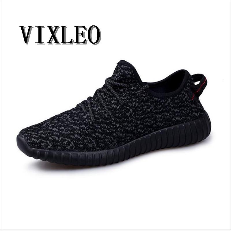 VIXLEO 2018 แฟชั่นผู้ชาย V2 พราง - รองเท้าผู้ชาย