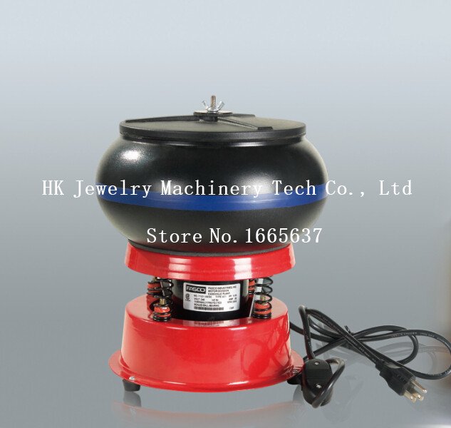 vibrating polishing machine