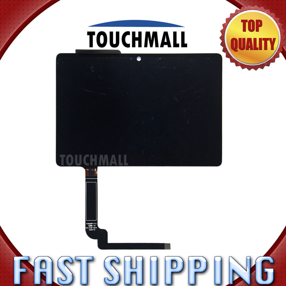 For New LCD Display Touch Screen Digitizer Glass Assembly Replacement Amazon Kindle fire HDX 7 HDX7 7-inch Black Free Shipping white black color new lcd display touch digitizer screen glass for google pixel s1 with logo free dhl shipping 5pcs lot
