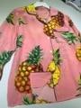 Высокое качество Новая Мода 2017 Женщины Спят Пижамы Отложным Воротником С Длинным Рукавом И Горячая Повседневный Стиль Дома одежда 2060