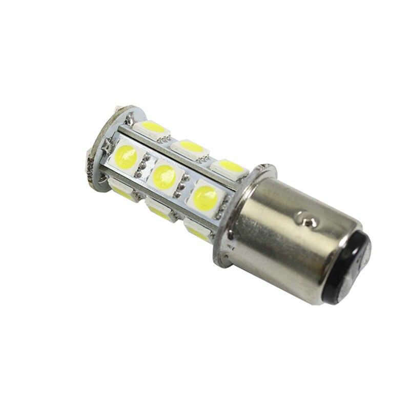 18 SMD 5050 led רכב אור p21W 1156 ba15s תפסיק גיבוי הפוך יצרנית 1157 bay15d אורות אות זנב מנורת הנורה הלוגן anto DC 12 V